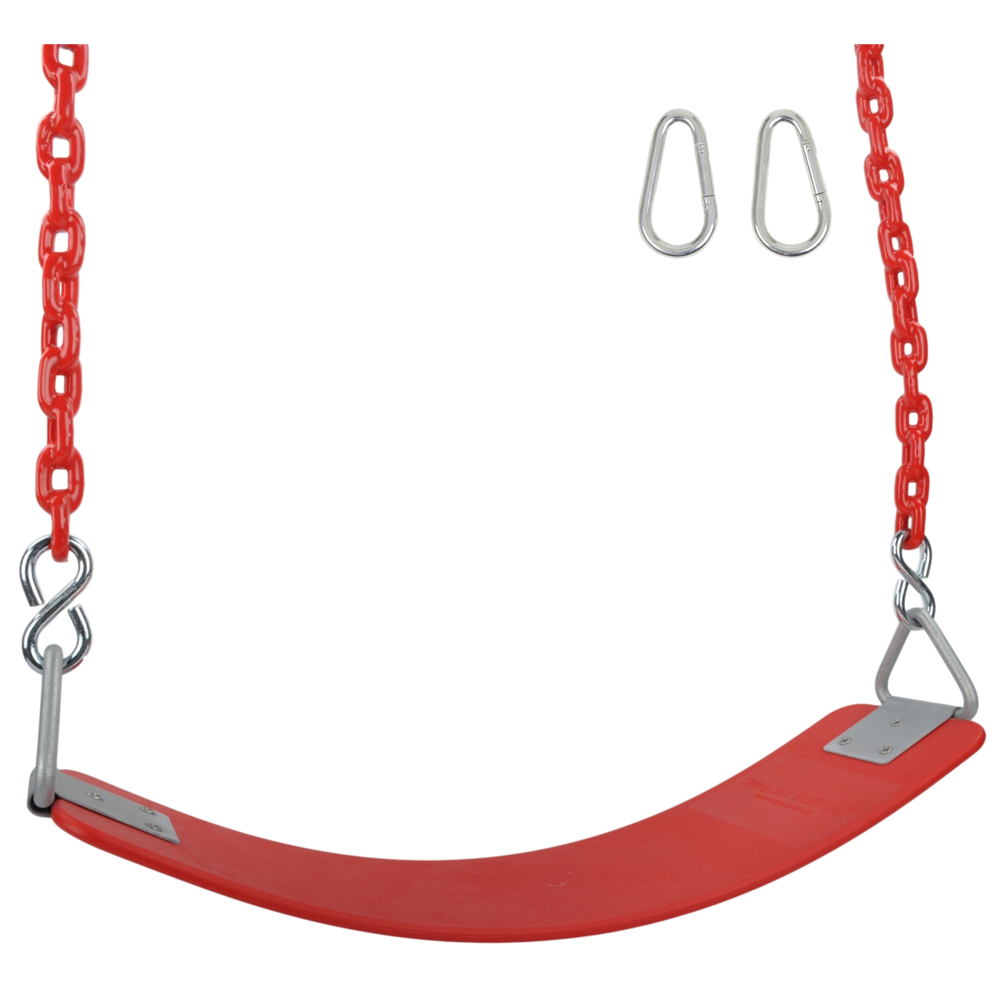 Red /& SSS Logo Sticker Swing Set Stuff Inc Glider Without Rope or Chain